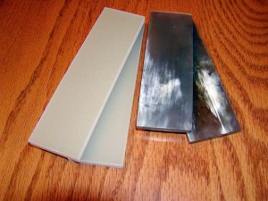 knife scales for longbow tips