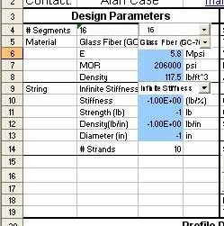 design parameters How to use SuperTiller build along