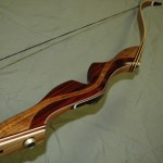 Recurve Strung Lower View