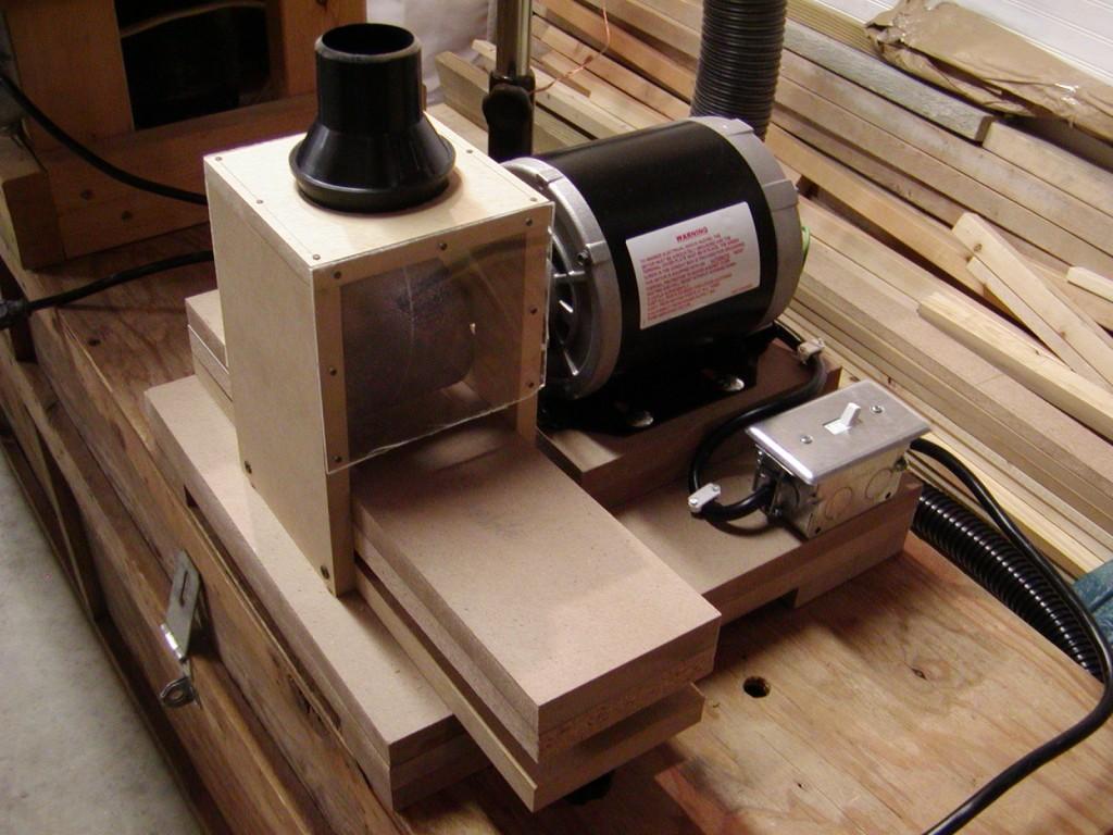 simple lamination grinder