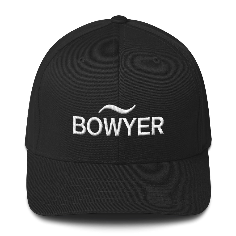 BOWYER Embroidered Twill Cap
